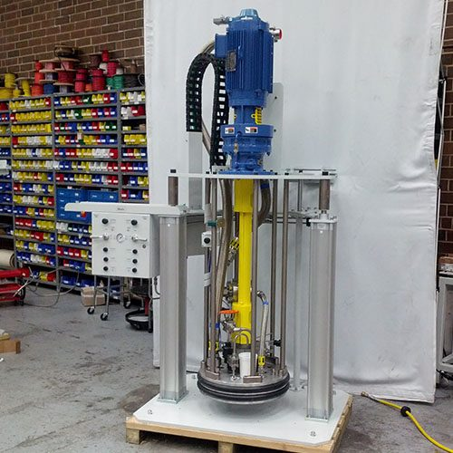 MarDrum HV - High Viscosity Drum Pump Supply System