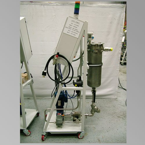 MM1P - Single Component Modular Metering System for Quick Change Color Injection