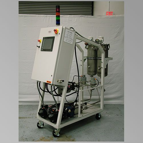 MM2P - 2 Part Meter Mix System for Continuous Flow Mixing of 2 Components