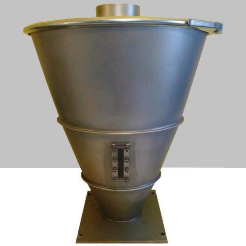 Mahr-Material-hopper