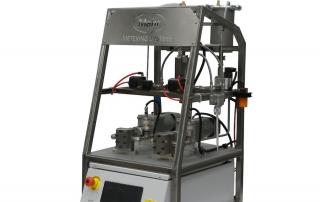Mahr 2 Part Meter Mix Dispense MiniMax Lab Scale